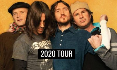 Red Hot Chilli Peppers 2020 tour