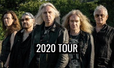 Saxon 2020 tour