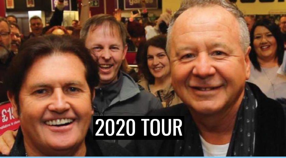 Simple Minds 2020 tour