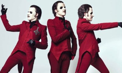 Tobias Forge Ghost