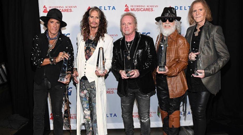 Aerosmith Music Cares 2020