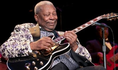 BB King isolated guitar