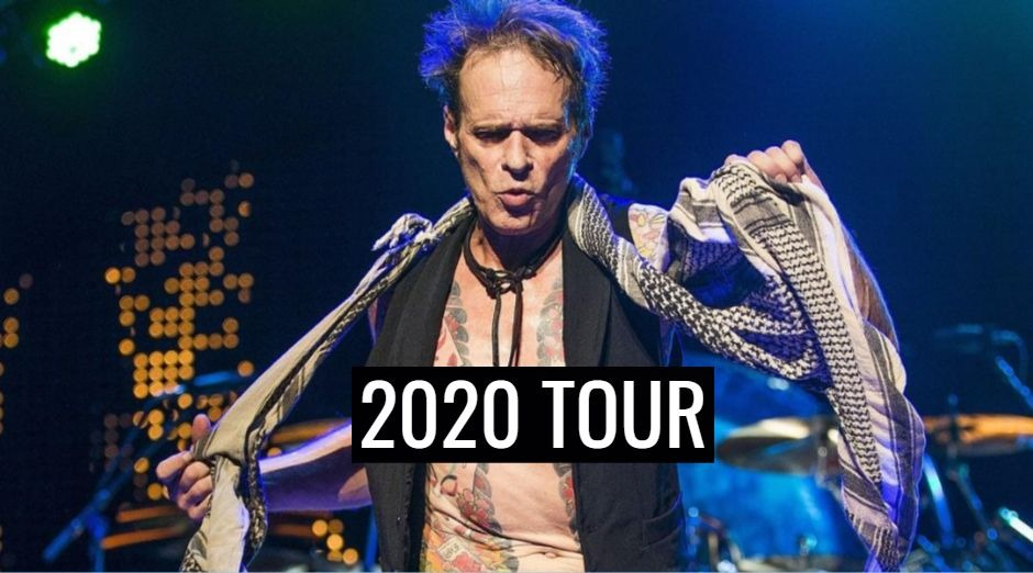 David Lee Roth 2020 tour dates