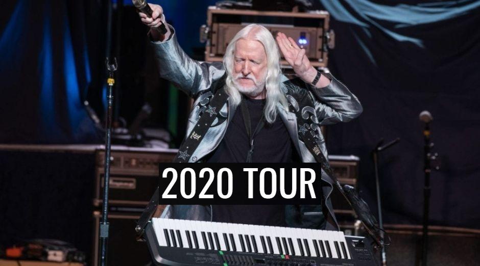 Edgar Winter 2020 tour dates