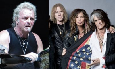 Joey Kramer Aerosmith