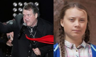 Meat Loaf Greta Thunberg