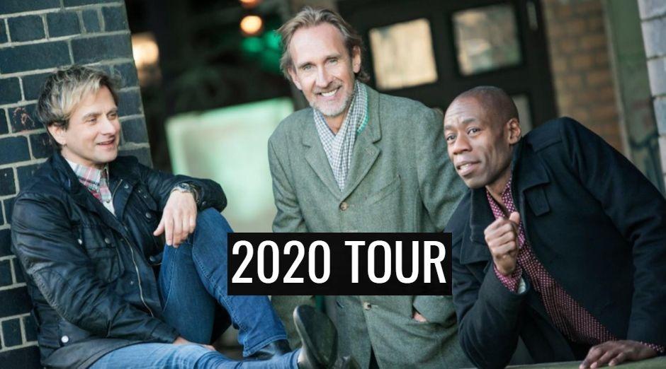 Mike The Mechanics 2020 tour dates