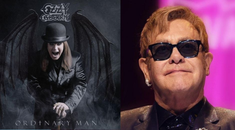 Ozzy Osbourne Elton John song