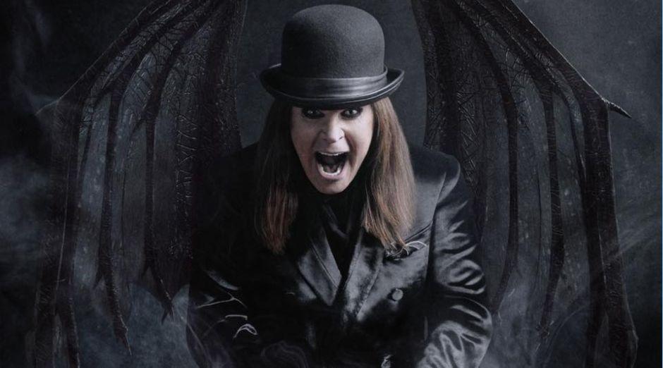 Ozzy Osbourne new album cover