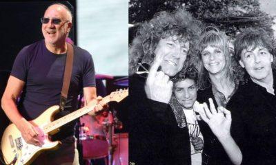 Pete Townshend Led Zeppelin Beatles