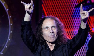 Ronnie James Dio isolated vocals
