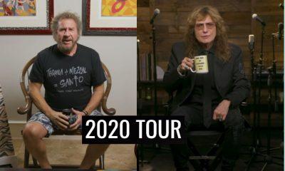 Sammy Hagar David Coverdale tour 2020