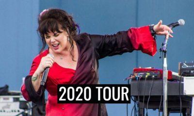 Ann Wilson 2020 tour dates