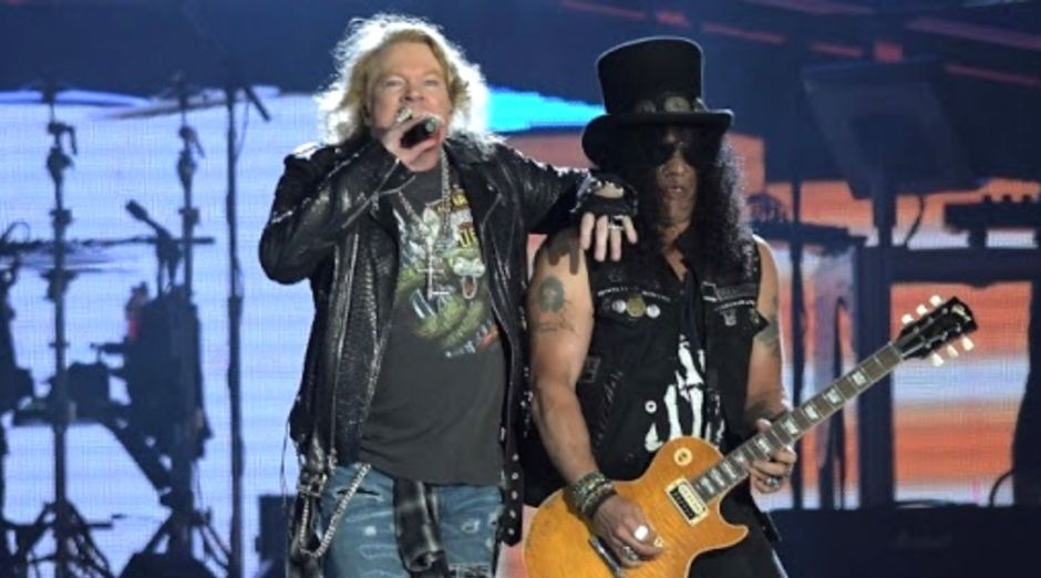 Guns N Roses 2020 North America tour