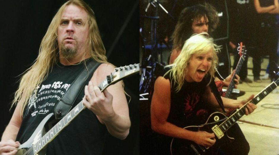 Jeff Hanneman death