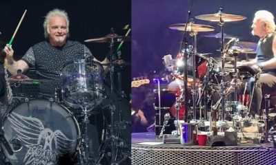 Joey Kramer Aerosmith 2020