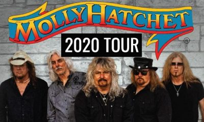 Molly Hatchet 2020 tour dates