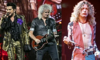 Queen Led Zeppelin