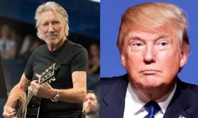 Roger Waters Donald Trump