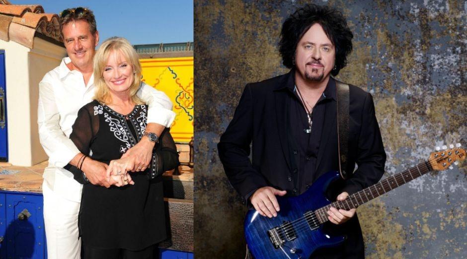 Susan Porcaro Toto Steve Lukather