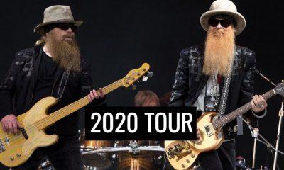 ZZ Top 2020 tour