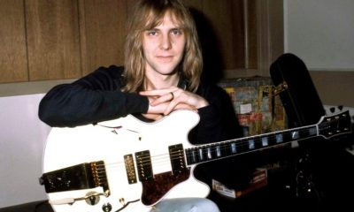 Alex Lifeson isolated guitar