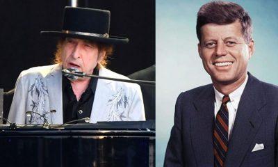 Bob Dylan JFK