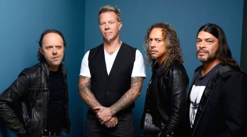 James Hetfield 2020 tour