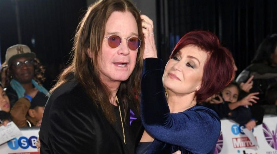 Ozzy Osbourne Sharon