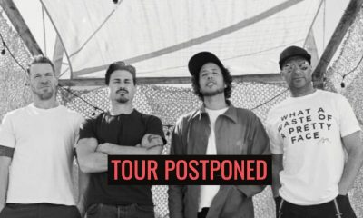 Rage Against the Machine tour postponed