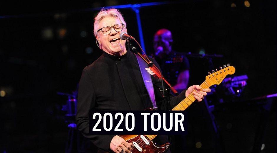 Steve Miller Band 2020 tour dates