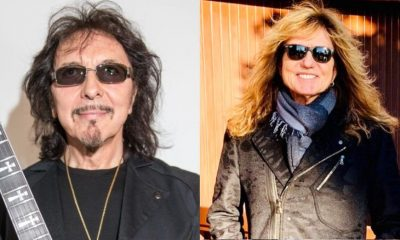 David Coverdale Tony Iommi