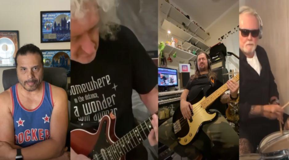 Brian May live 2020