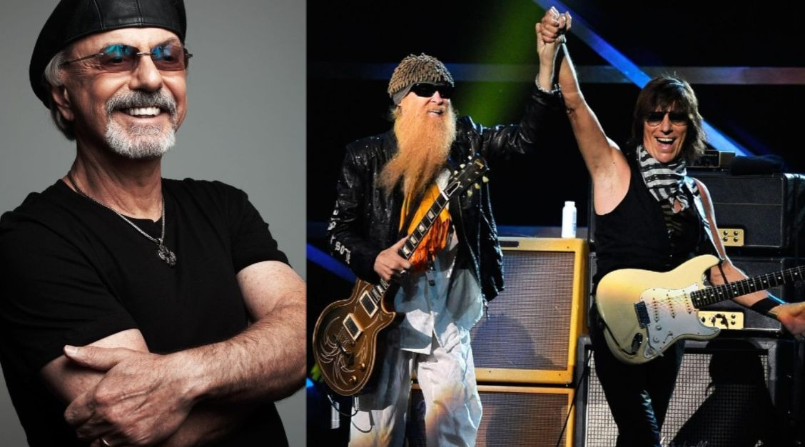 Dion Billy Gibbons Jeff Beck