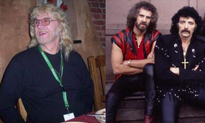 Geoff Nicholls Black Sabbath