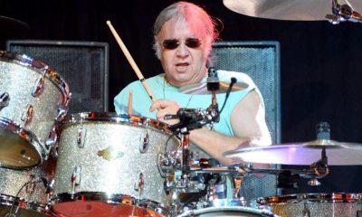 Ian Paice drums
