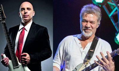 Joe Satriani Eddie Van Halen
