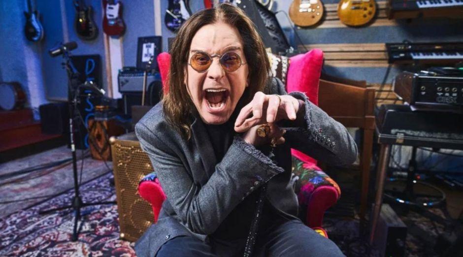 Ozzy Osbourne favorite hard rock bands