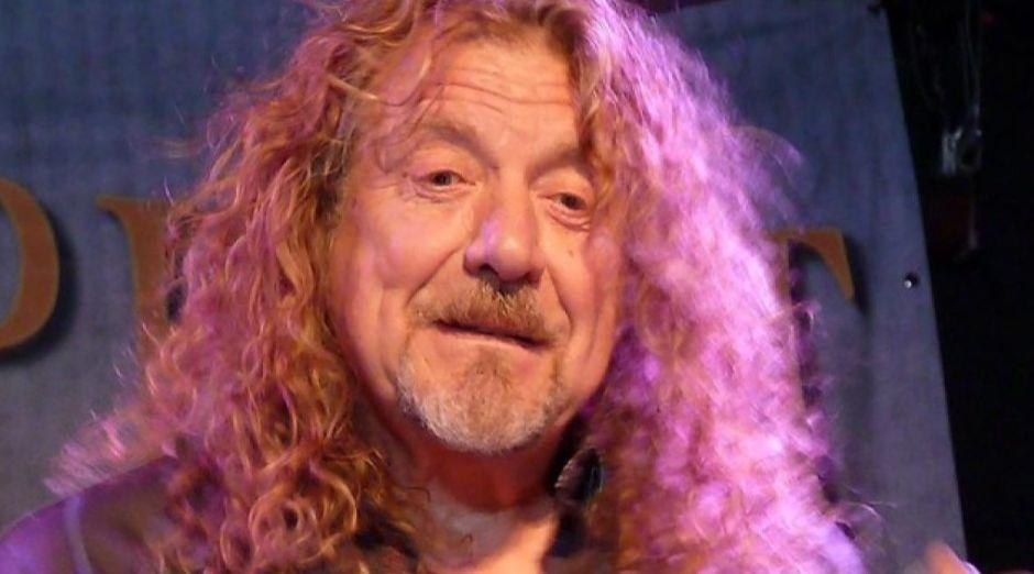 Robert Plant 2020