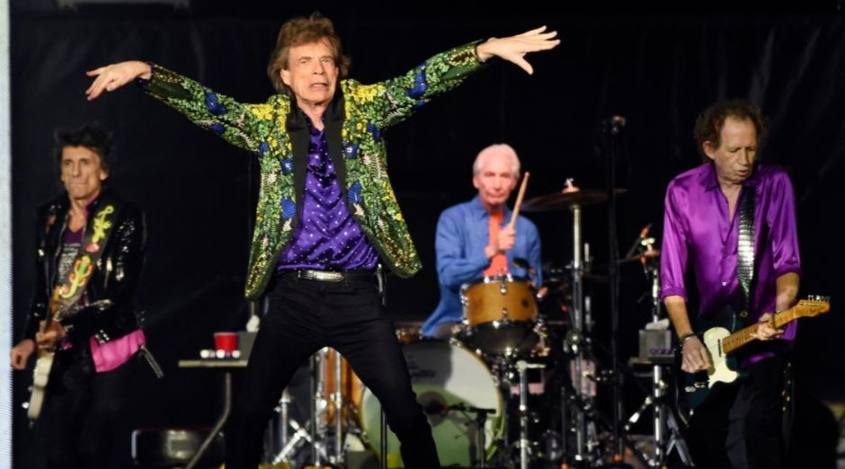Rolling Stones Who festival