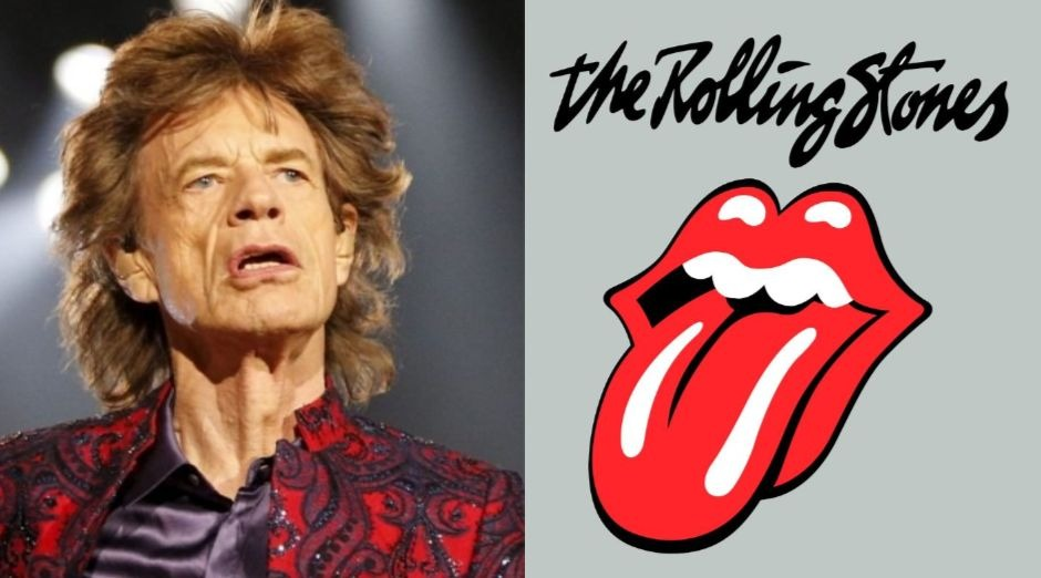 Rolling Stones logo story