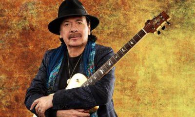 Carlos Santana 2020