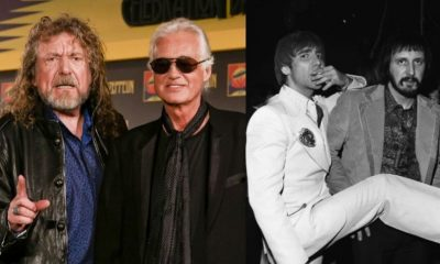 Led Zeppelin The Who