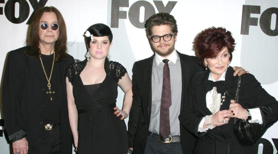 The osbournes family 2020