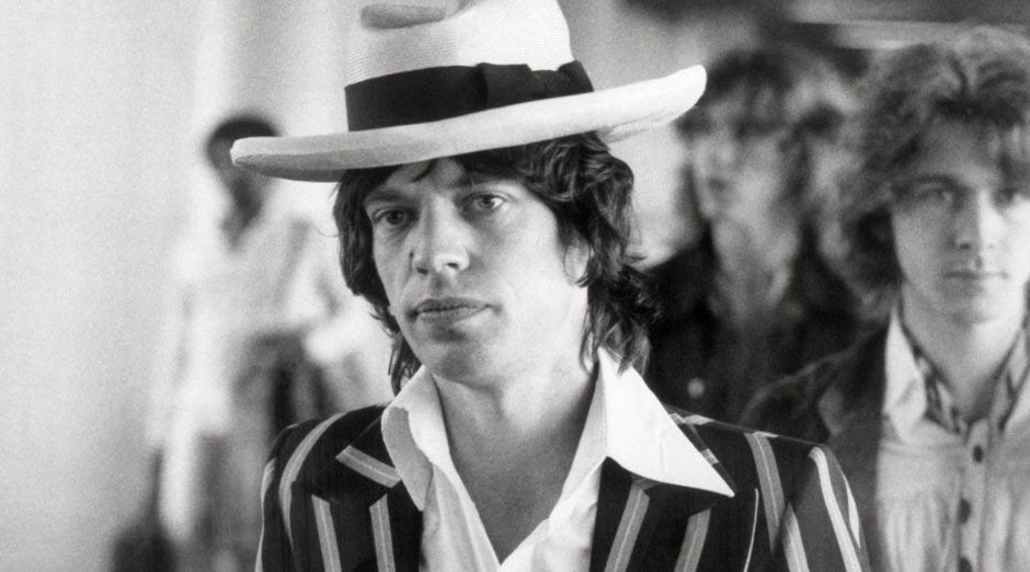 Mick Jagger isolated vocals