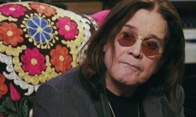 Ozzy Osbourne covid