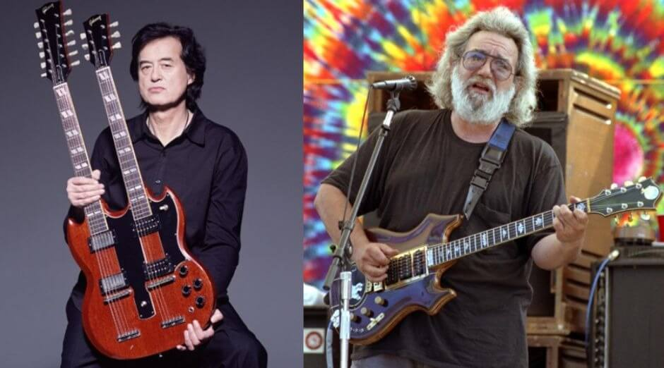 The 10 most iconic guitars in rock history