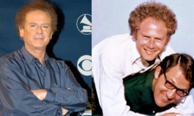 Art Garfunkel Sanford Greenberg