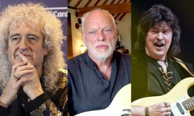 Brian May David Gilmour Blackmore