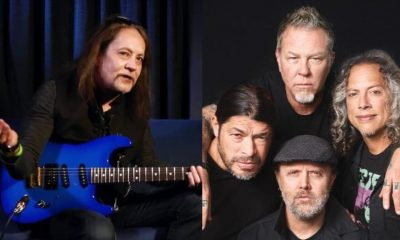 Jake E Lee Metallica